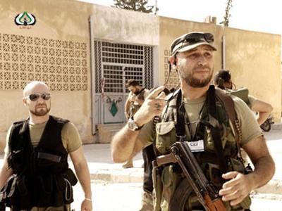 Brigada de Liwa al-Umma | © Facebook de Liwa al-Umma