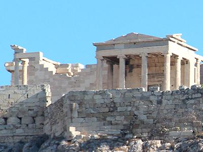 Acrópolis de Atenas |   © I. U. T. / M'Sur