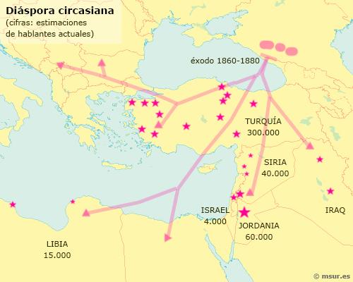 circasiano-diaspora