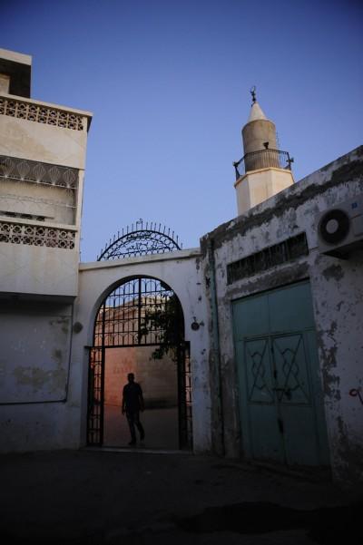 Mezquita de la ciudad antigua de Derna, Libia | © Miguel Ángel Sánchez