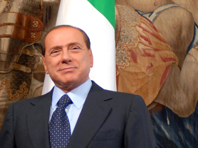 Silvio Berlusconi (Roma 2008) | Fabio Cimaglia/ © Comisión Europea