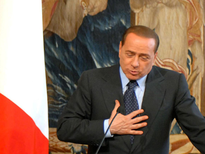 Silvio Berlusconi (Roma, 2008) Fabio Cimaglia/ © Comisión Europea