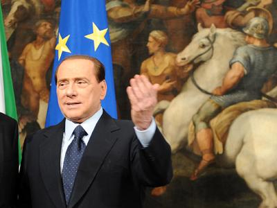 Silvio Berlusconi (Roma, 2011) | Mario Laporta / © Comisión Europea