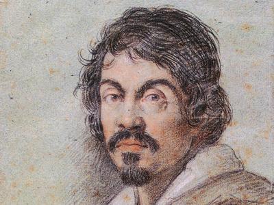 Caravaggio | Ottavio Leoni (1621)