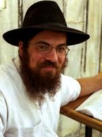 Rabino en Hebrón, Palestina | © Ilya U. Topper/M'Sur