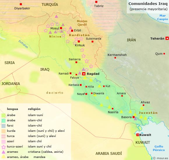 iraq-grupos