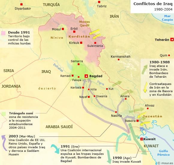 iraq-guerras