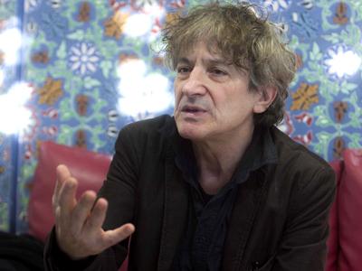 Hubert Haddad (Sevilla, 2013) | © J. M. Paisano