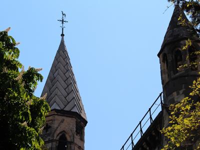 Iglesia Anglicana en Estambul | © I. U. T. / M'Sur