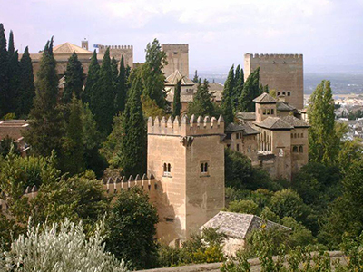 Alhambra de Granada | © Zoubida Maalem Boughaba