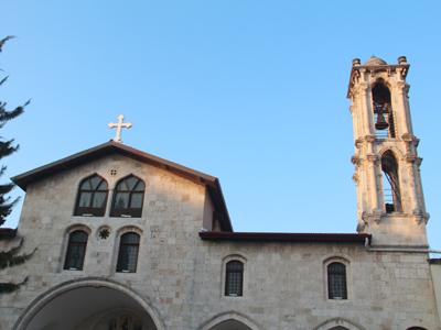 Iglesia grecoortodoxa en Antioquía (Turquía) | I. U. T./ M'Sur