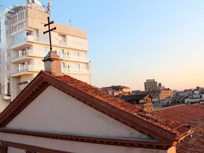 Iglesia armenio-católica en Estambul | I. U. T./ M'Sur