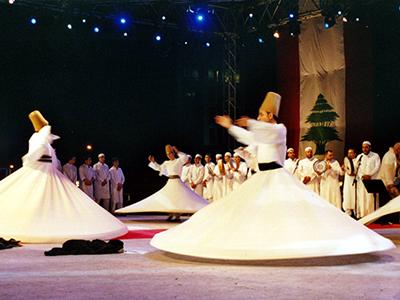 Derviches giróvagos en Beirut (2005) |  © Ilya U. Topper