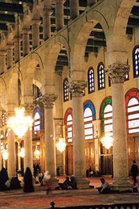 Mezquita omeya en Damasco (2005) |  © I. U. T. / M'Sur