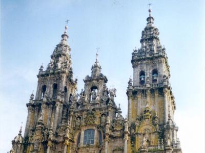 Catedral de Santiago de Compostela | I. U. T./M'Sur