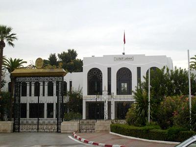 Palacio de El Bardo en Túnez, sede del Parlamento | moumu82