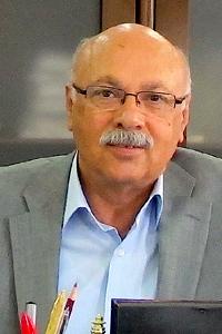 Ismael Arslan, alcalde de Ceylanpinar (2013) | © Karlos Zurutuza