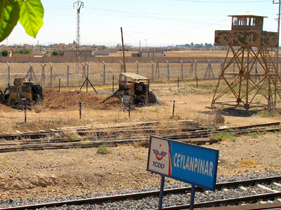 Frontera turco-siria en Ceylanpinar (2013) | © Karlos Zurutuza