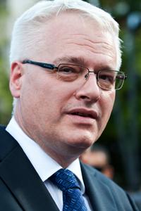 Ivo Josipovic (2011) | Roberta F. Creative Commons 3.0