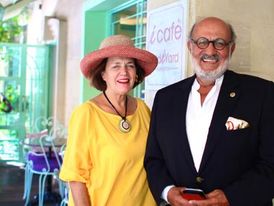 Alice y Roger Edde, magnates (Beirut, 2013) |   ©  Ethel Bonet