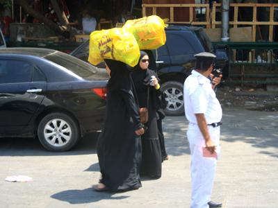 Mujeres en El Cairo (2013) |  ©  Imane Rachidi / M'Sur