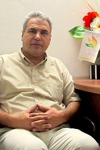 Ibrahim Biro, secretario general de | © Karlos Zurutuza