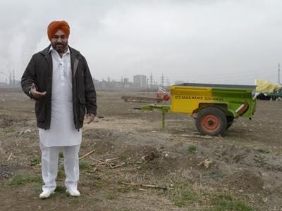 """Ramandeep Singh, inmigrante indio en Georgia | © Felix Gaedtke"""