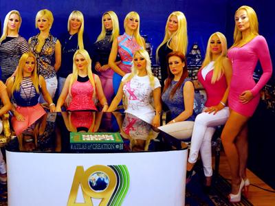 Equipo del canal A9, dirigido por Adnan Oktar | © A9 TV (Cedido)