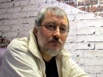 Jorge Riechmann (Sevilla, 2013) | © Alejandro Luque / M'Sur
