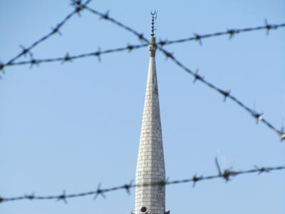 Minarete en Dolapdere, Estambul | ©  Alejandro Luque / M'Sur