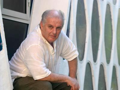Daniel Barenboim (Sevilla, 2004) | ©  Gregorio Barrera