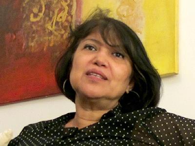 Aicha Almagrabi (Tripoli, 2013) |  © Karlos Zurutuza