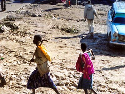 Mercado en Harar, Etiopía (2006) © Ilya U. Topper