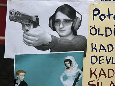Cartel de Sefkat-Der, Turquía (2011)   |  © Ilya U. Topper