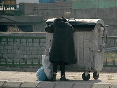 Calle en Dupnitsa (Bulgaria), 2007 |  ©  Daniel Iriarte