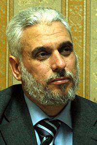 Mustafa Alish Hadzhi (2010) |  © Ilya U. Topper