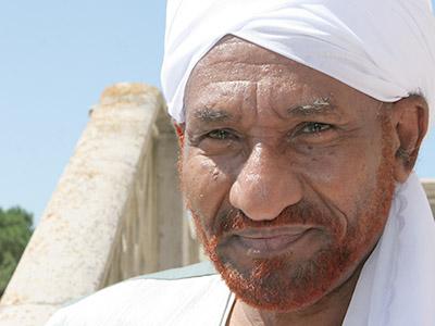 Sadiq Mahdi (Santander, Ago 2007) | © Juan Manuel Serrano Arce / UIMP