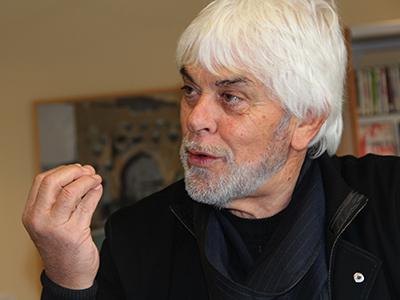 Valerio Massimo Manfredi (Sevilla, 2014) | © Ilya U. Topper