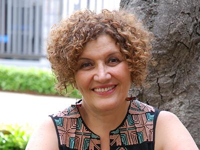 Myriam Moscona (2014) | © Centro Sefarad