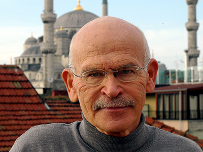 Günter Wallraff (Estambul, 2010) | © Ilya U. Topper