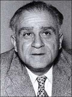 Ahmet Hamdi Tanpınar (sin fecha) | Autoría no indicada