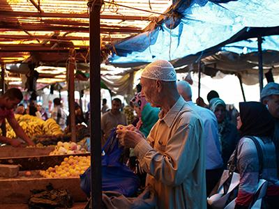 Mercado de Bagdad (Julio 2014) | © Ethel Bonet