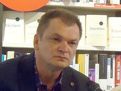 Goran Petrovic (Madrid, 2014) |© Editorial Sexto Piso (cedida)