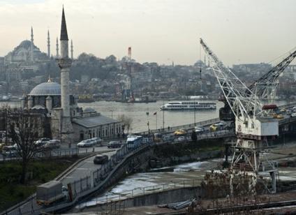 Los viejos astilleros del Cuerno de Oro en Estambul | © Ilya U. Topper / MSur