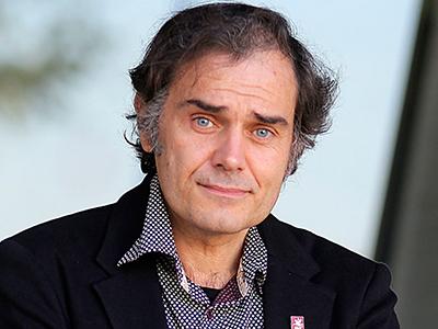Entrevista al escritor Pérez Andújar.