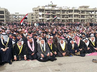 Protestas en Mosul (Marzo 2013) | ©  Karlos Zurutuza