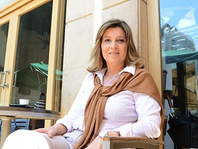 Nadine Musa (Beirut, 2014) |   © Laura J. Varo