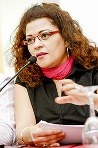 Fatima Naoot (Córdoba, Abr 2010) | ©  Lola Araque