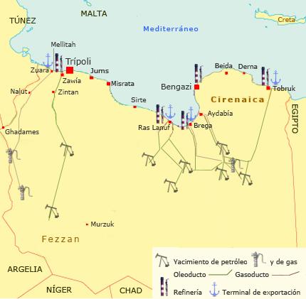 libia-petroleo