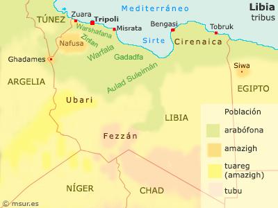 libia-tribus